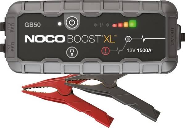 Bilde av NOCO GB50 Lithium Startbooster 12V 1500Amp