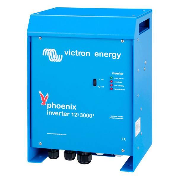 Bilde av VICTRON Phoenix Inverter 12V 3000VA Ren Sinus