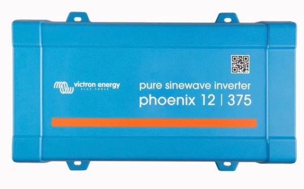 Bilde av VICTRON Phoenix Inverter 12V 375VA Ren Sinus