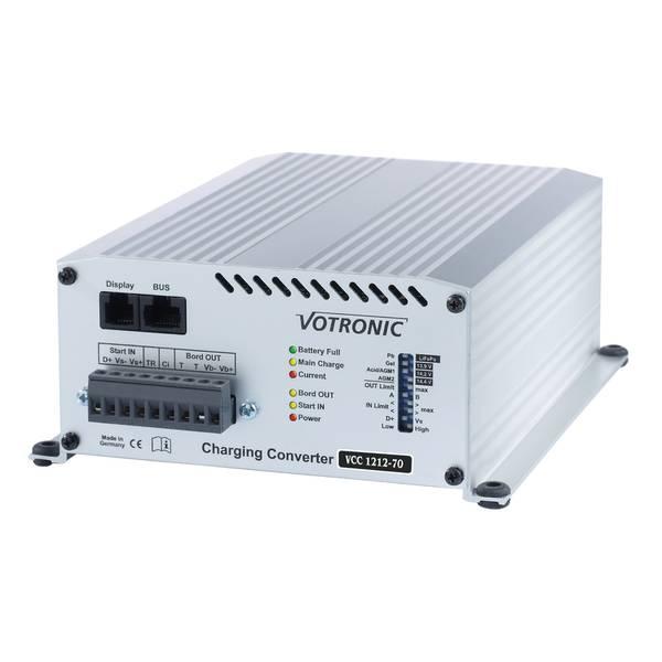 Bilde av VOTRONIC VCC1212-70 DC-DC Batterilader 12>12V 70A