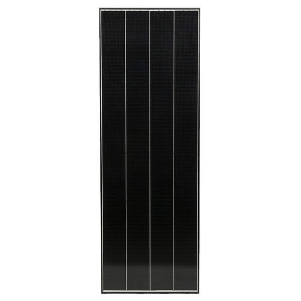 Bilde av WATTSTUNDE WS160BL Solcellepanel BLACKLINE 160W