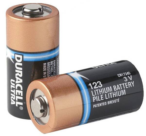 Bilde av CR123 Batteri 3V