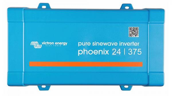 Bilde av VICTRON Phoenix Inverter 24V 375VA Ren Sinus