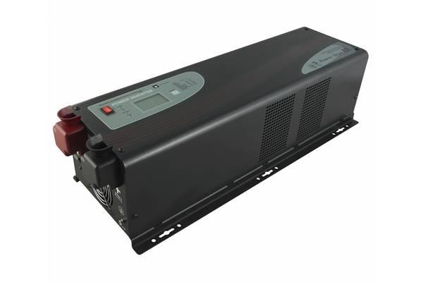 Bilde av Power Star Kombi sinus inverter 12V 3000W / Batterilader 75A m/f