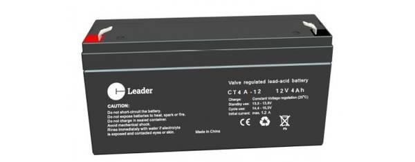 Bilde av Vision AGM batteri 12V 4Ah (194x47x70)