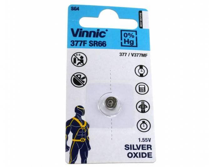 Bilde av Vinnic 377 (SR626) Blister card pack