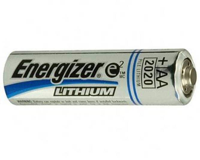Bilde av Energizer L91 AA Lithium 1.5 Volt