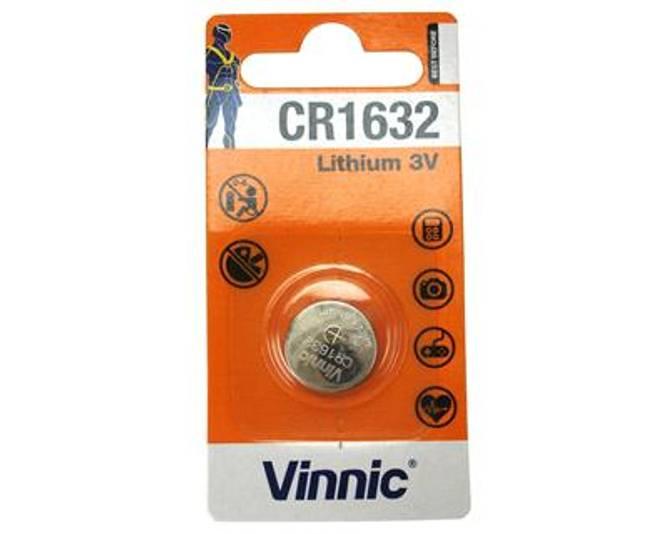 Bilde av Vinnic CR 1632 Blister card pack
