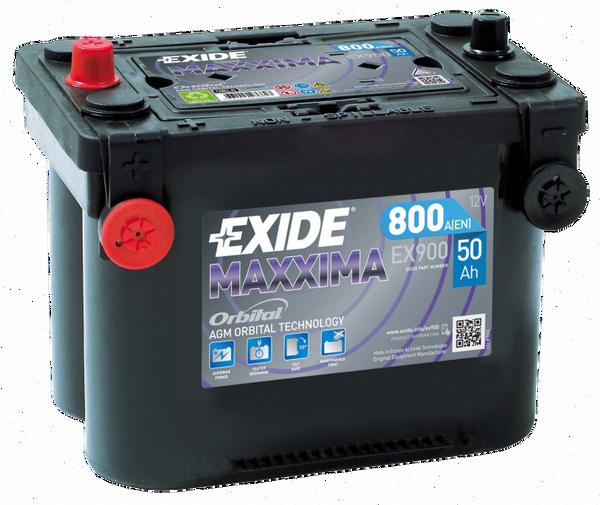 Bilde av SX900 MAXXIMA EXIDE START AGM