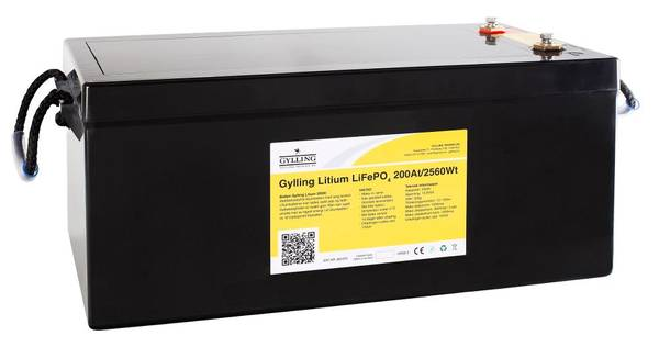 Bilde av Litiumbatteri LiFePo4 200A-
