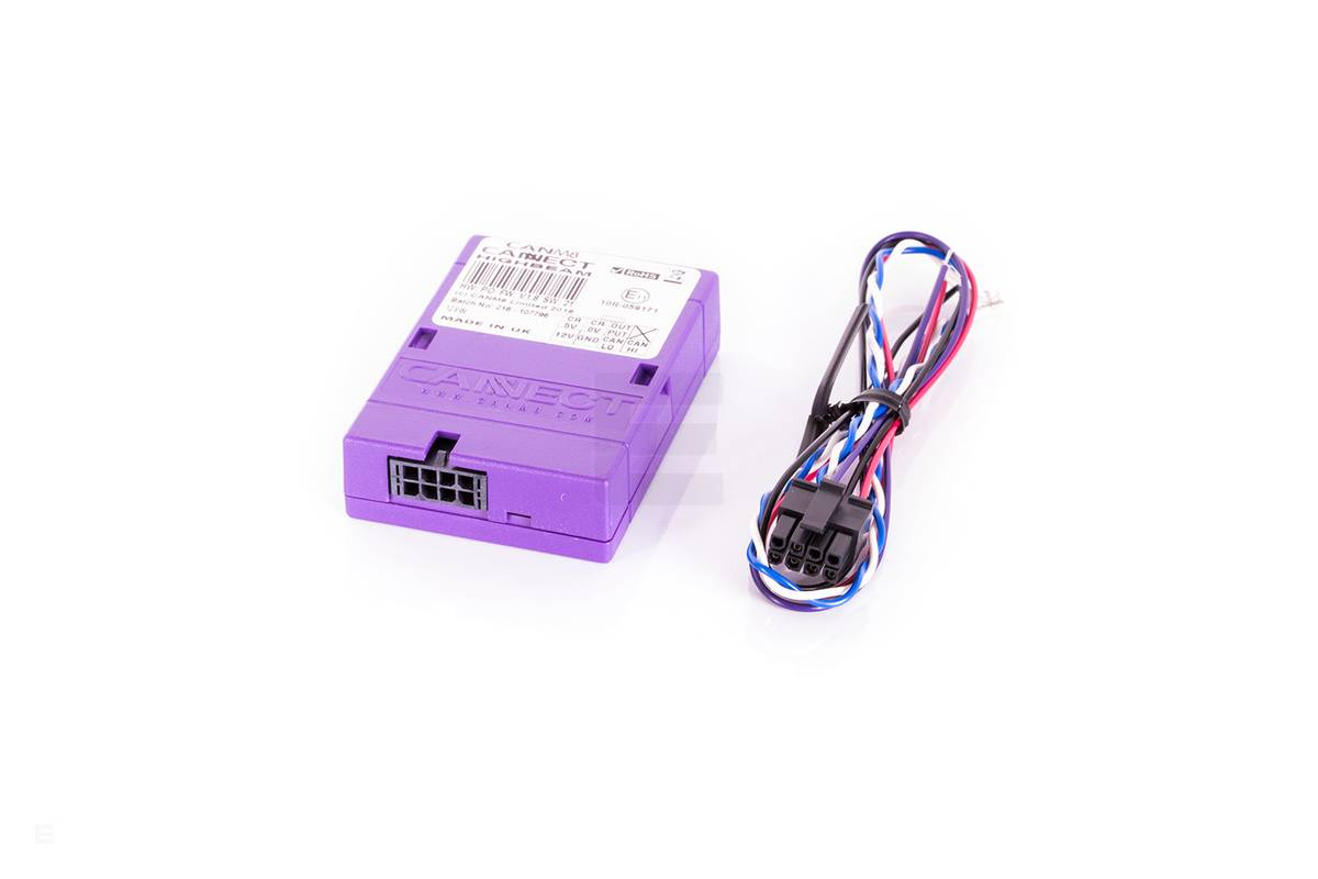 CanM8 fjernlys styrestrømgiver