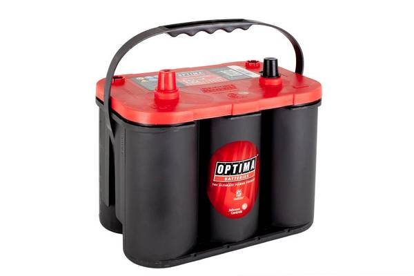 Bilde av Optimabatteri RedTop rts4,2