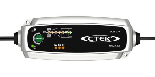 Bilde av CTEK MXS 3.8 / 12V-3,6A