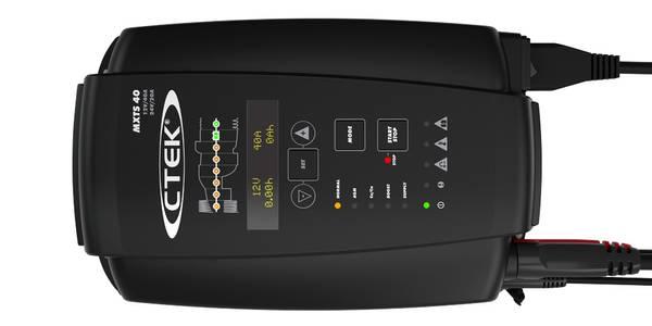Bilde av CTEK MXTS 40 EU. 12V OG 24V