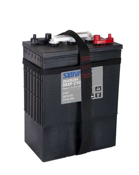 Bilde av Deep-cycle batteri 6V 370Ah