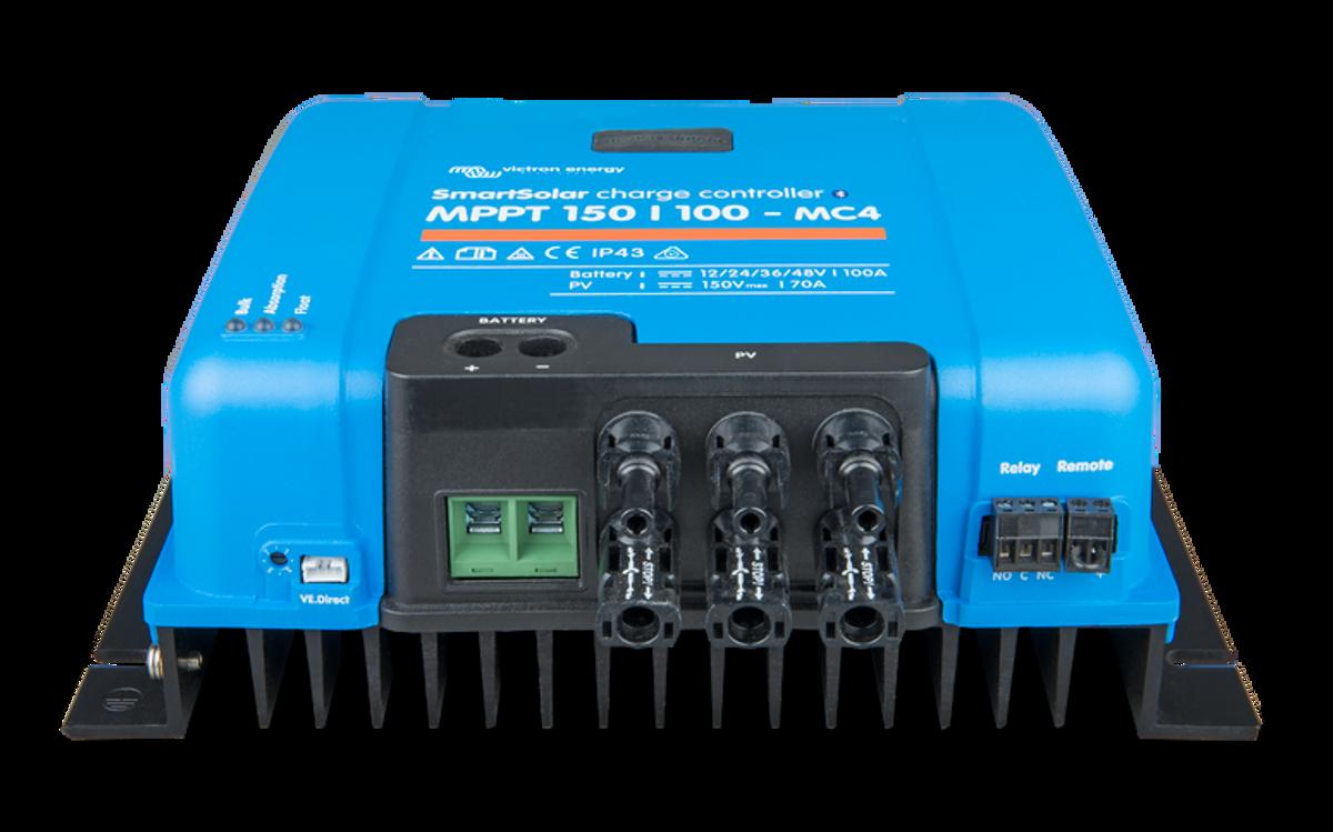 SmartSolar MPPT 150/35 lader for solenergi