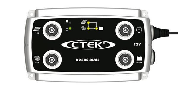 Bilde av CTEK D250S DUAL / 12V-20Ah