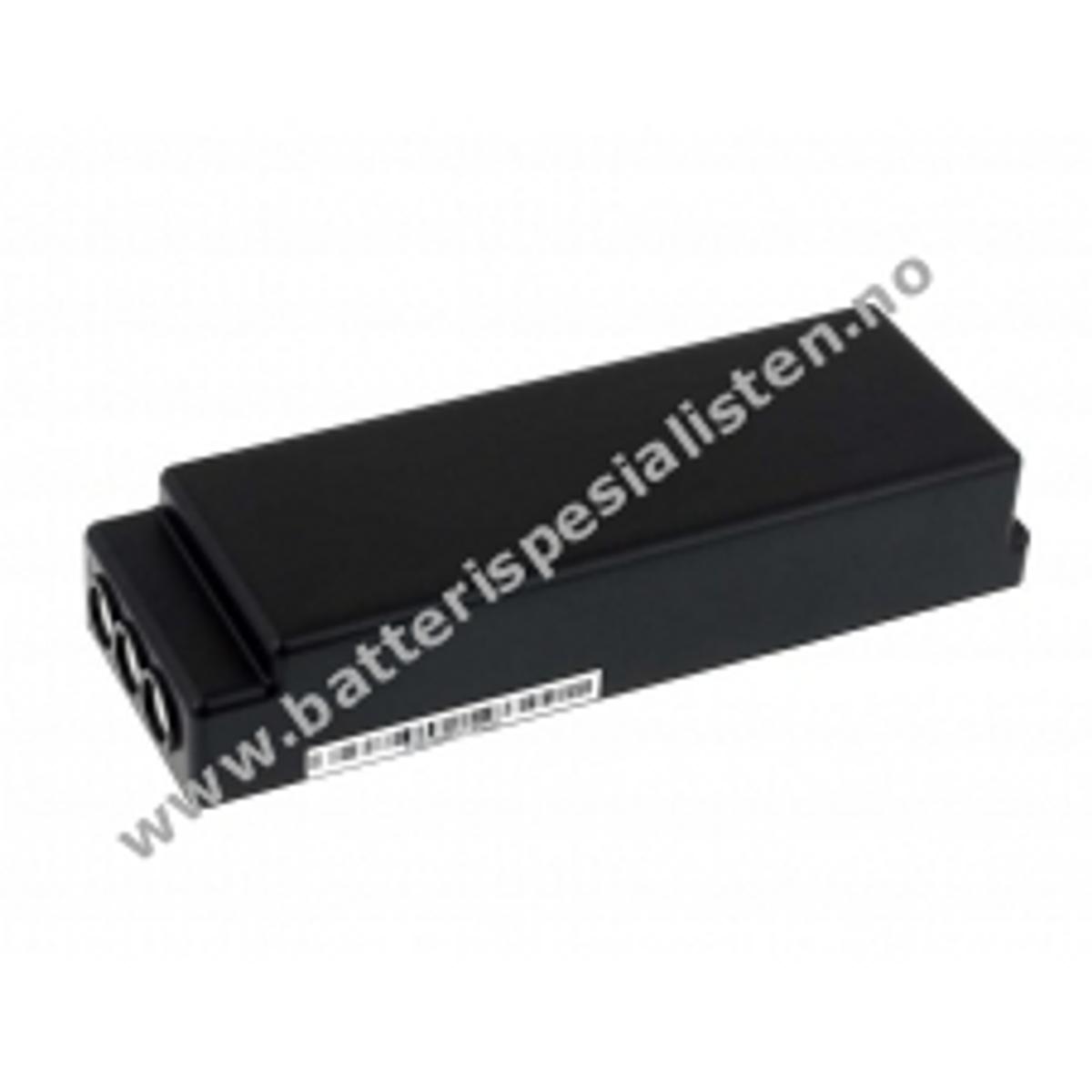 Palfinger Scanreco kranbatteri