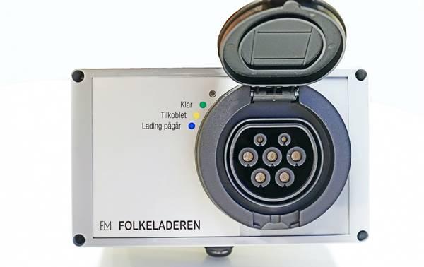 Bilde av Folkeladeren Norskprodusert