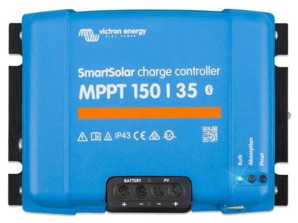Bilde av SmartSolar MPPT 150/35 lader
