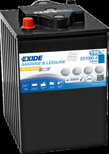 Bilde av ES1000-6 EXIDE GEL