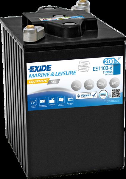 Bilde av ES1100-6 EXIDE GEL
