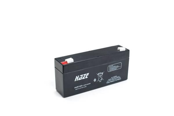 Bilde av HAZE HZS6-3.2 6V 3.2Ah T1