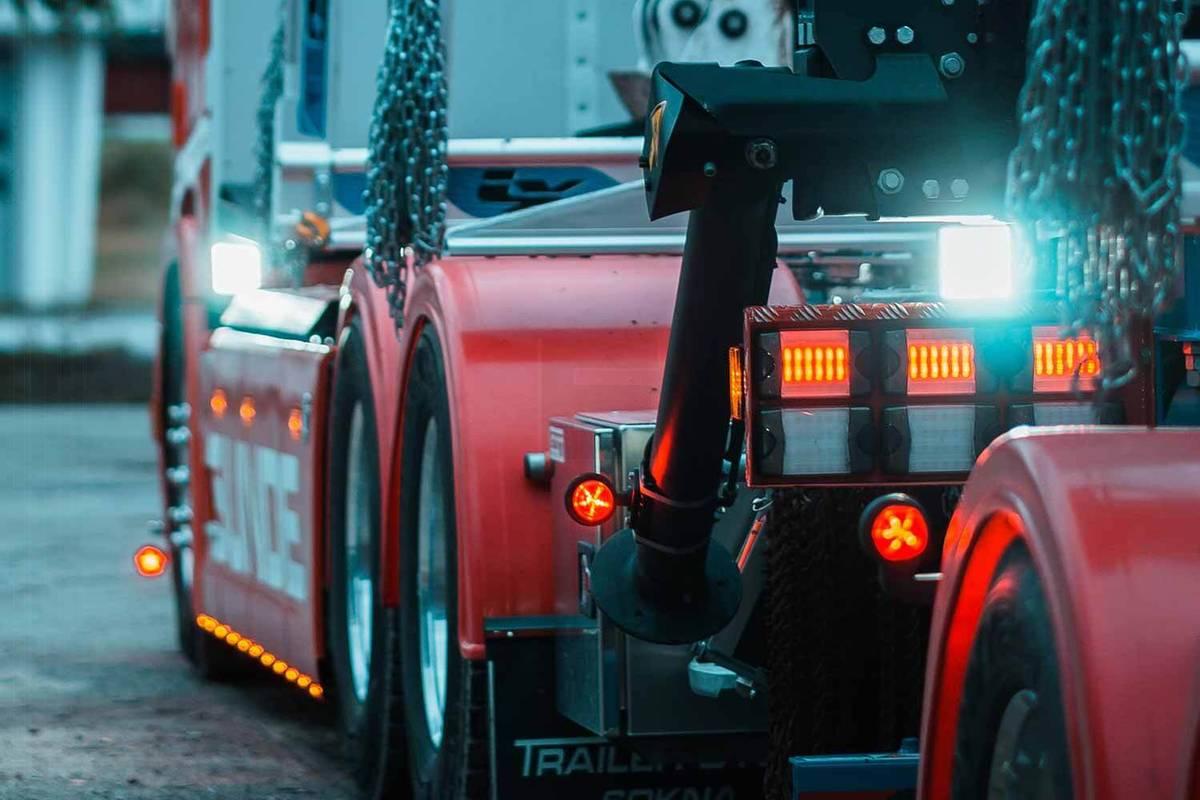 Lumen Workforce R23LED rygge- og arbeidslys