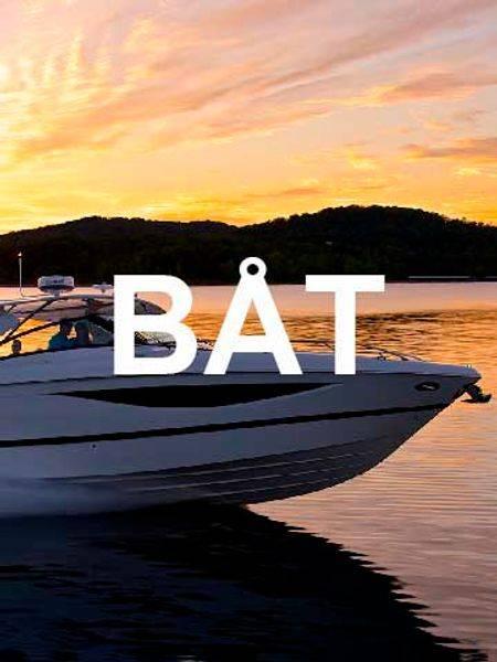 båtbatteri