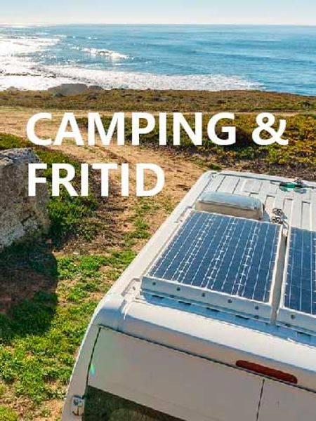 campingvognbatteri