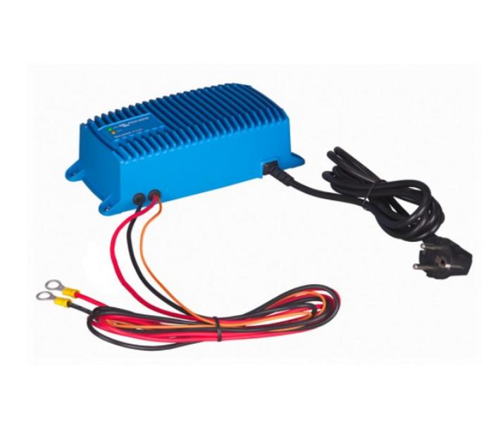 Batterilader 12V 7A m/Bluetooth
