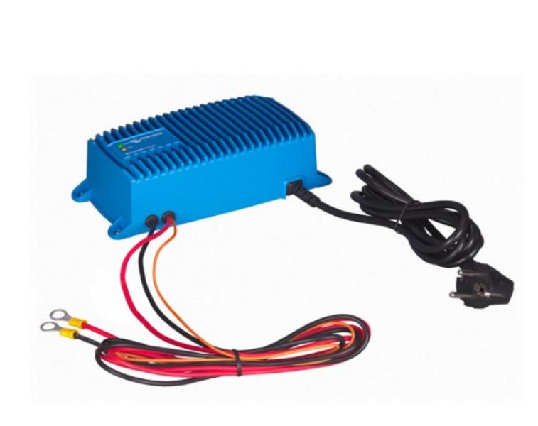 Batterilader 24V 8A m/Bluetooth