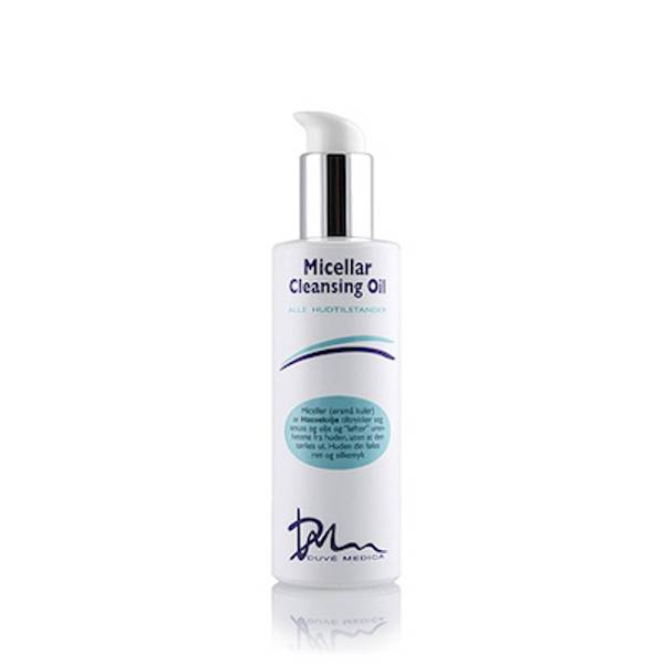 Bilde av Duve Medica Micellar Cleansing Oil 200 ml