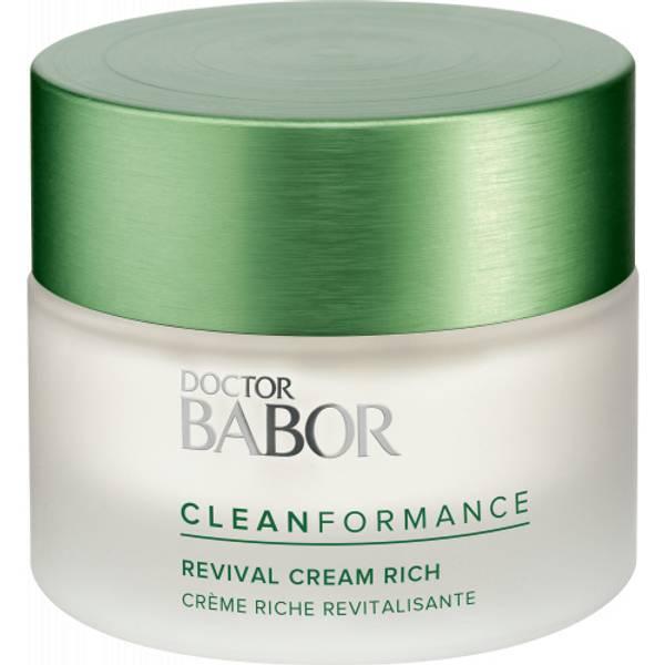 Bilde av Babor Cleanformance Revival Cream Rich 50ml
