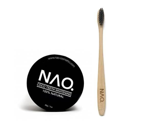 Bilde av NAO Teeth Whitening + Tannkost = Pakkedeal