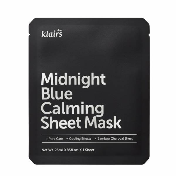 Bilde av Klairs Midnight Blue Calming Sheet Mask 25ml