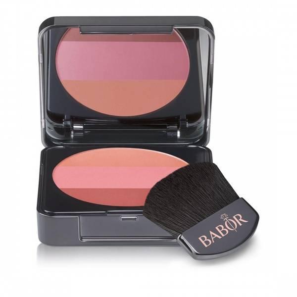 Bilde av Babor Tri-Colour Blush 02 Rose