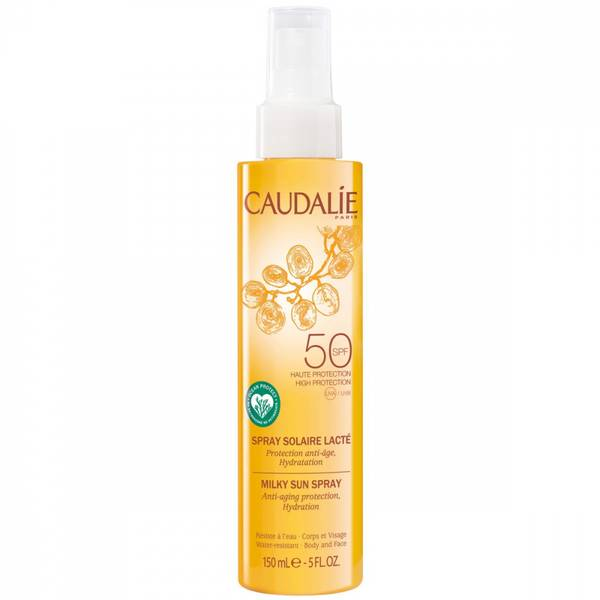 Bilde av Caudalie Milky Sun Spray SPF50 150ml