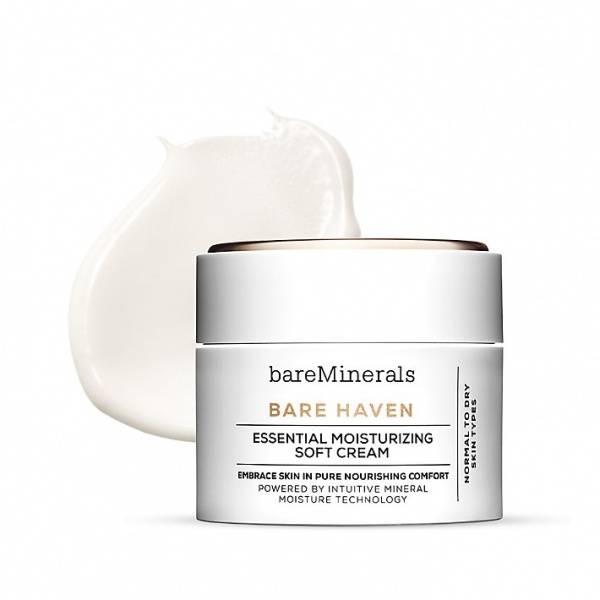 Bilde av bareMinerals Bare Haven Essential Moisturizing Soft Cream 50ml