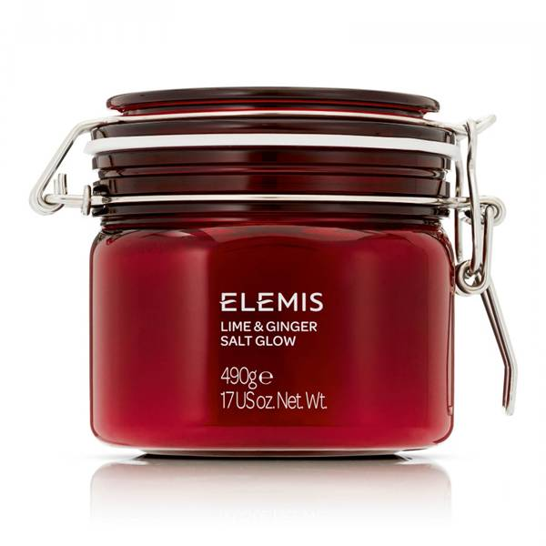 Bilde av Elemis Sp@Home Lime and Ginger Salt Glow 410g