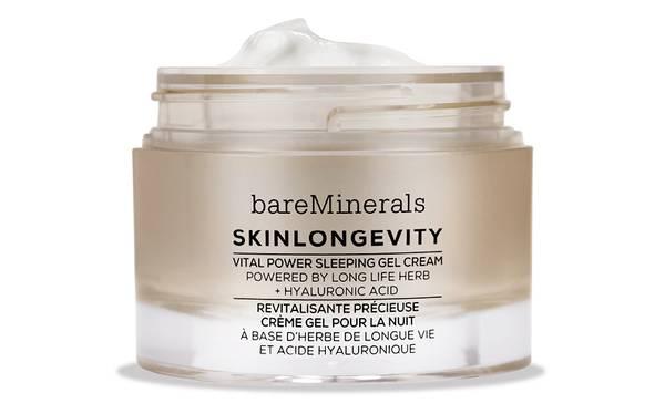 Bilde av bareMinerals Skinlongevity Long Life Herb Night Treatment 50g