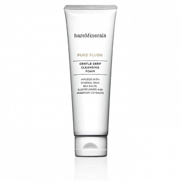 Bilde av bareMinerals Pure Plush Deep Cleansing Foam 120g