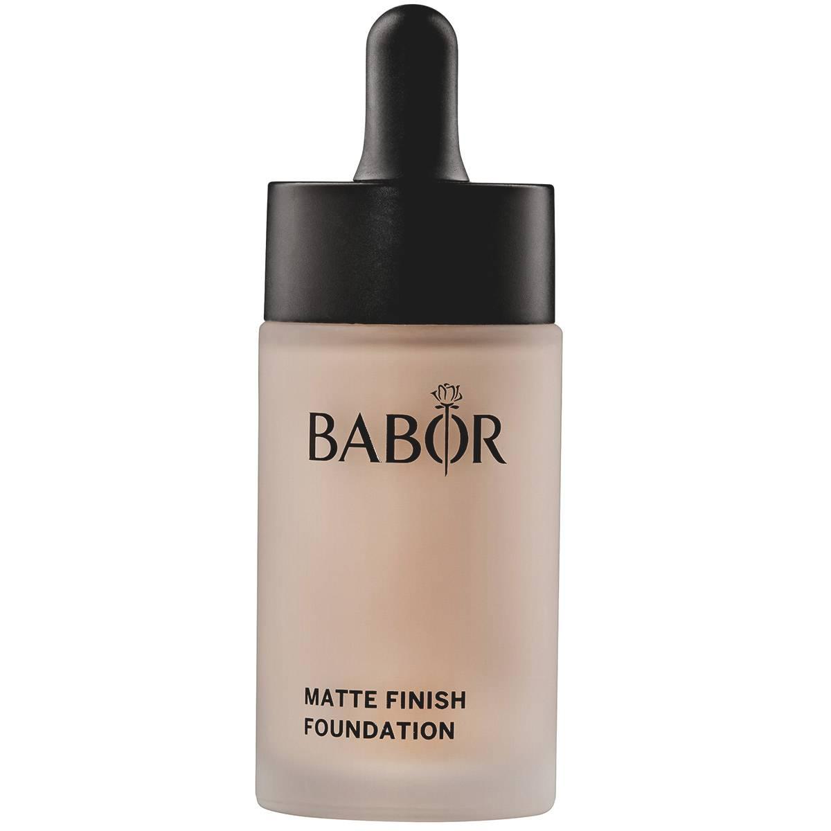 Babor Matte Finish Foundation 02 Ivory 30ml