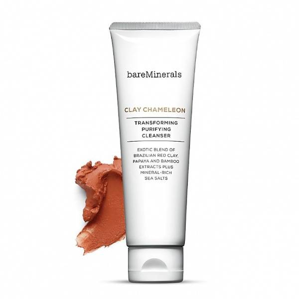 Bilde av bareMinerals Clay Chameleon Transforming Purifying Cleanser 120g