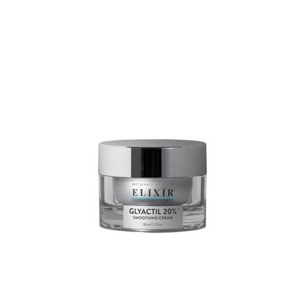 Bilde av Elixir Glyactil Smoothing Cream 20% 50ml