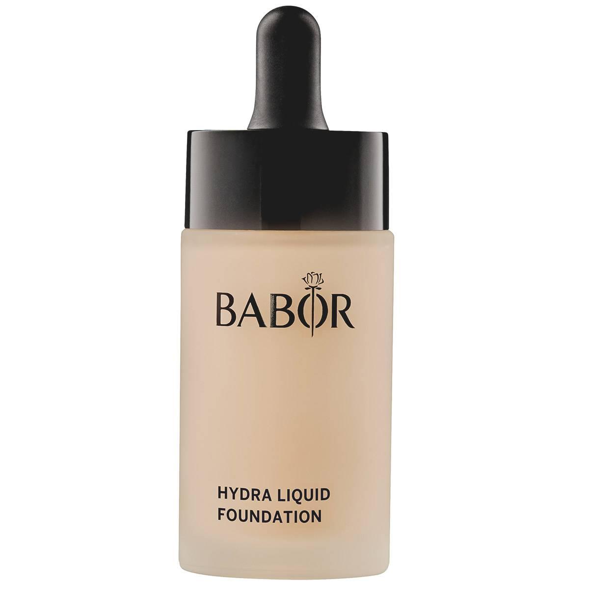 Babor Hydra Liquid Foundation 08 Sunny 30ml