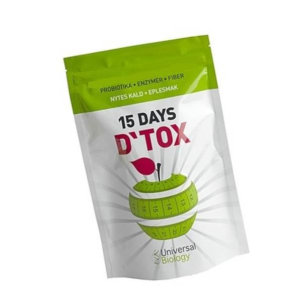 Bilde av 15 DAYS DTOX 15 stk
