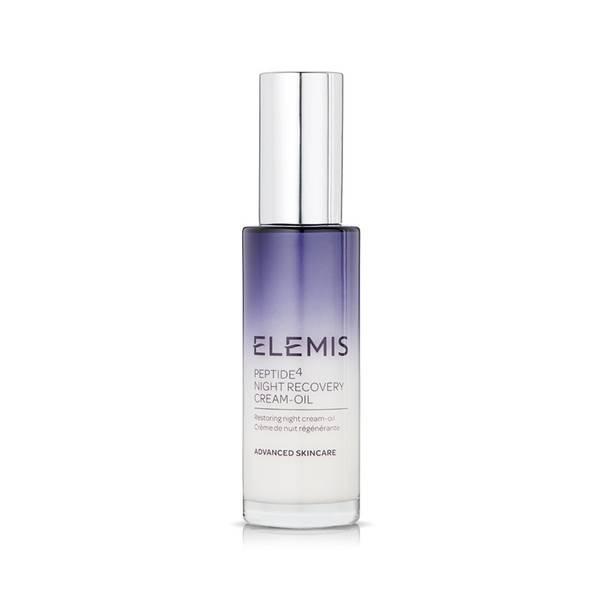 Bilde av Elemis Peptide4 Night Recovery Cream-Oil 30ml