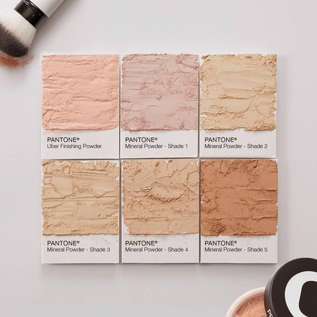 PRIORI Mineral Skincare Powder SPF25 Soft Medium fx353