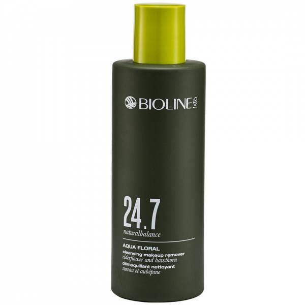 Bilde av Bioline 24.7 Aqua Floral Cleansing Make-Up Remover 200ml
